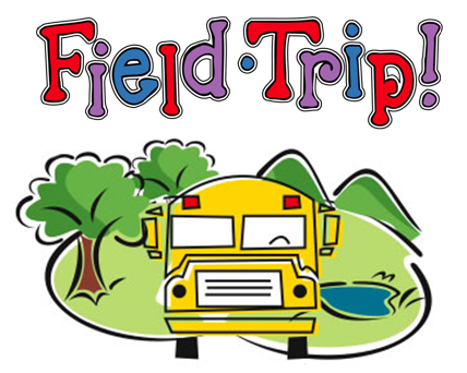 Field Trip To The Park Clipart