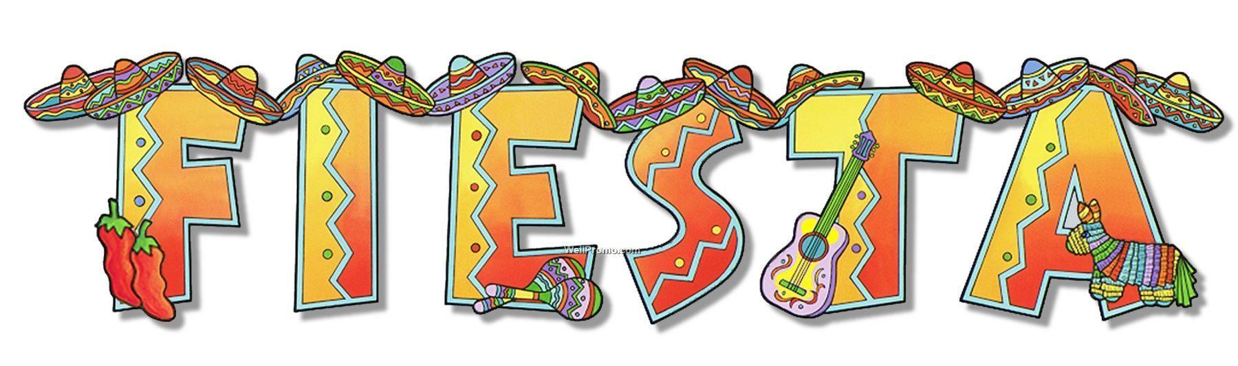 Fiesta Border Clip Art