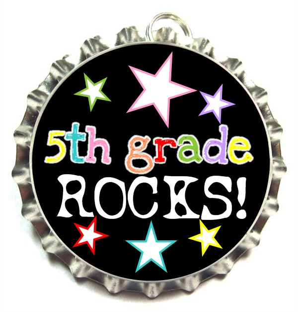 fifth grade rocks - 5th Grade Clip Art