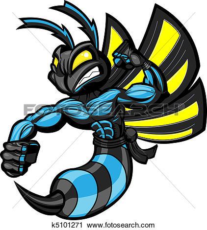 Fighting Ninja Hornet-Fighting Ninja Hornet-2