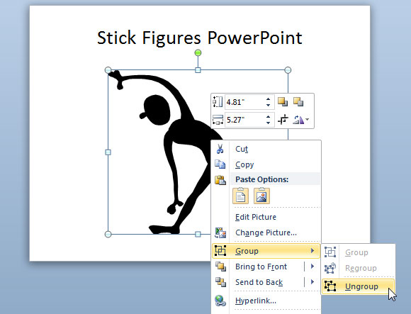figures ppt group