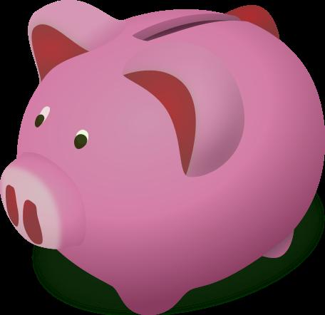 File:Open Clip Art Library Piggy Bank.sv-File:Open Clip Art Library Piggy Bank.svg - Wikimedia Commons-5