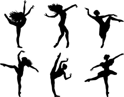 File Type . - Dance Team Clipart