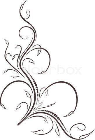 Filigree Clip Art | Stock .-filigree clip art | Stock .-4