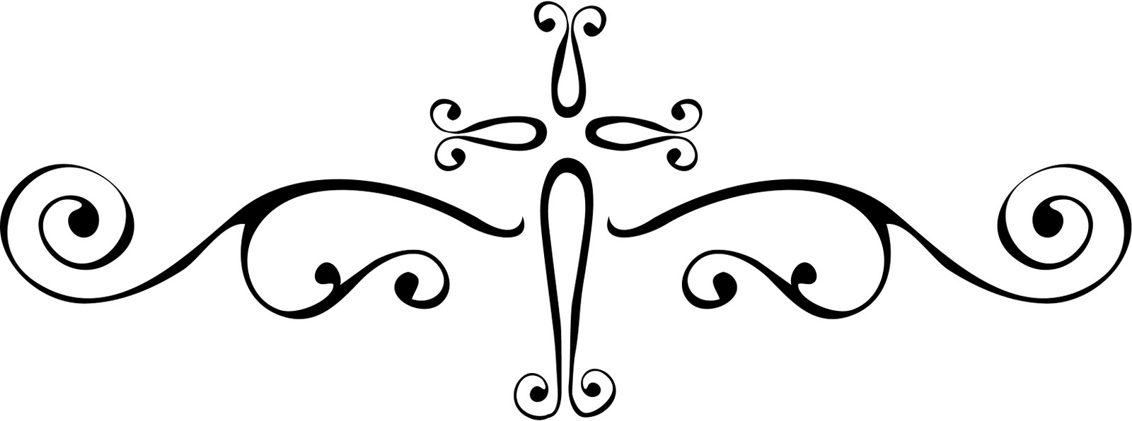 Filigree Cross Clip Art ..-Filigree Cross Clip Art ..-9