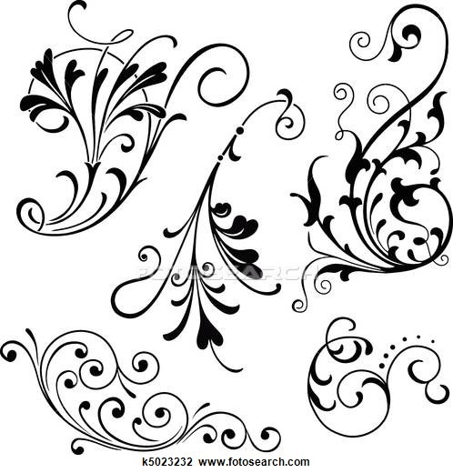 Filigree Illustrations and Clipart. 13,402 filigree royalty free