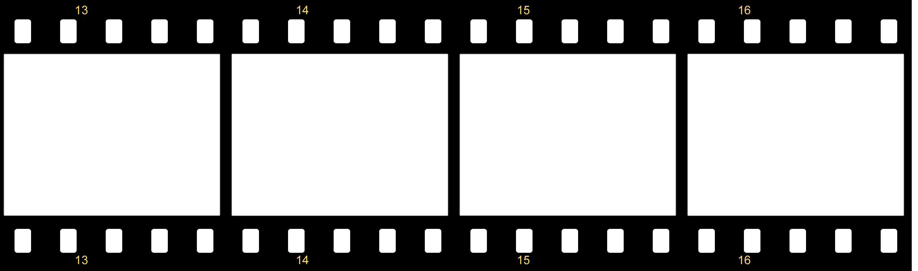 Film Strip Border ...