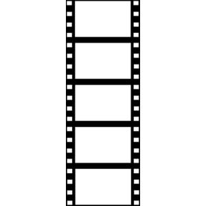 Film Strip Free Clip Art - .
