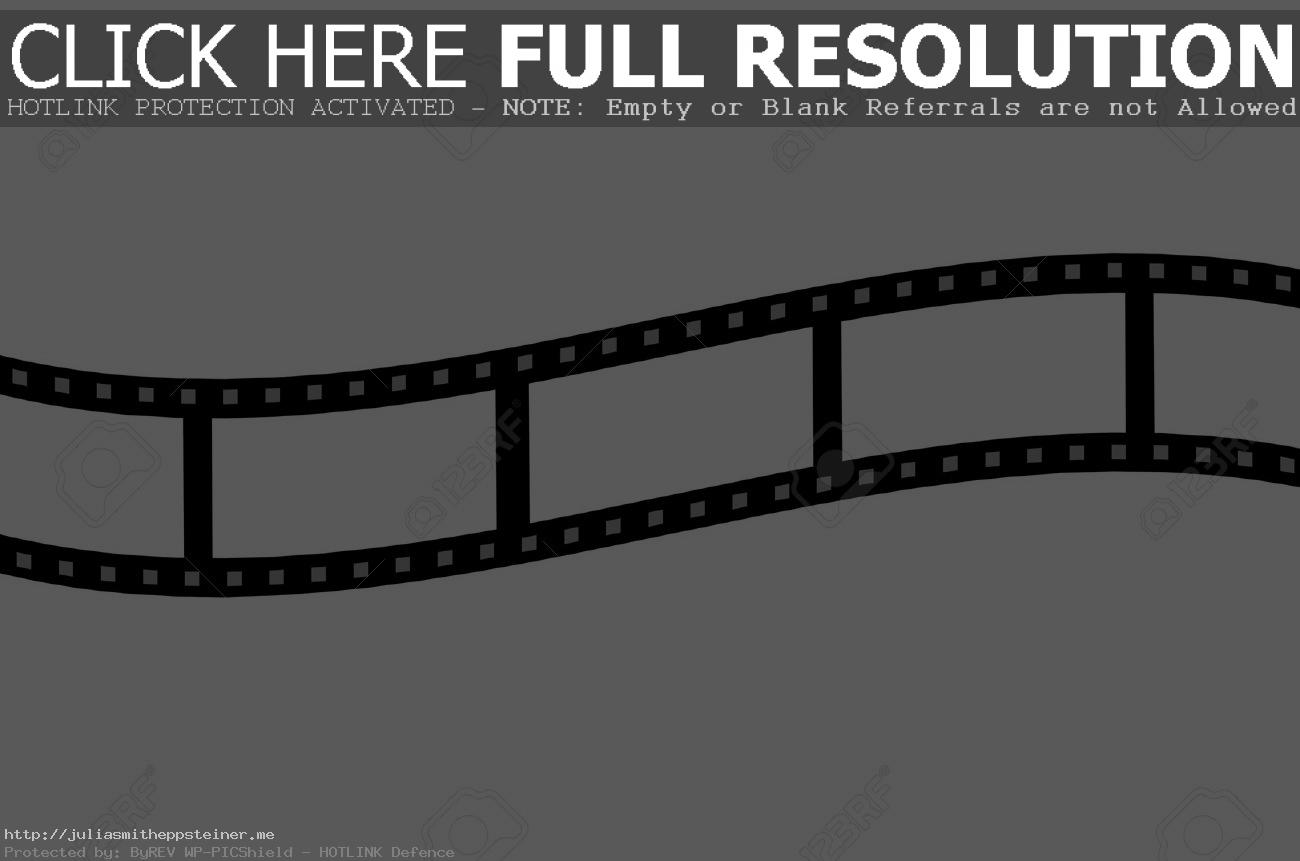Blank Film Strip Clipart Panda Free Images