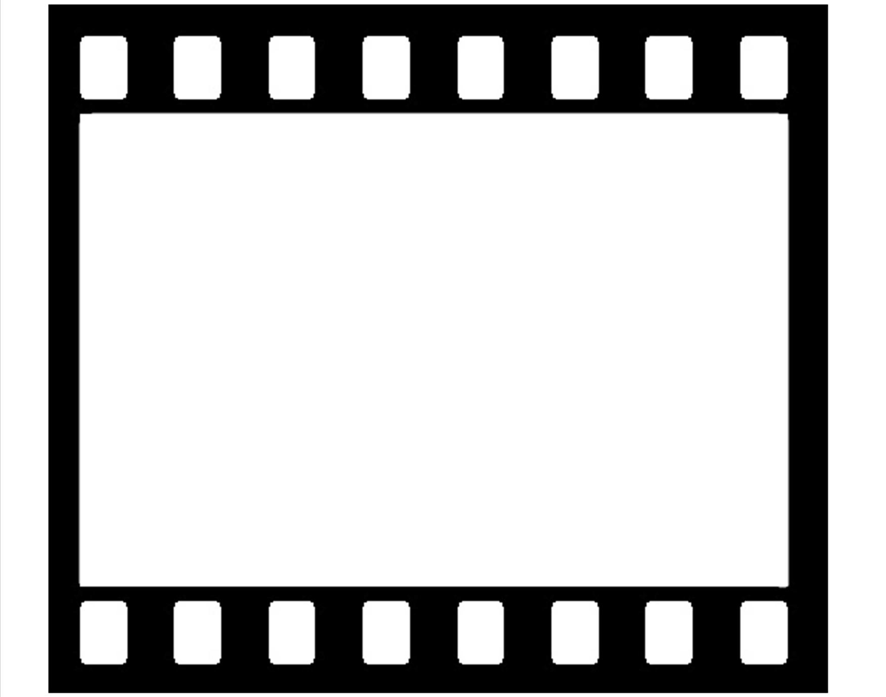Clipart film strip clipartlook