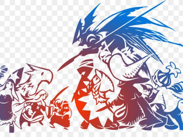 Final Fantasy Clipart Transparent-Final Fantasy Clipart transparent-9