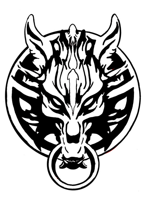 Final Fantasy Wolf By Goldenstargraphics-final fantasy wolf by goldenstargraphics ClipartLook.com -13