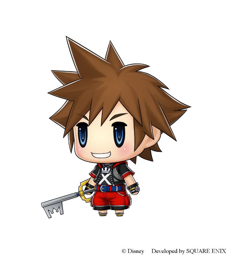Sora Coming To World Of Final Fantasy-Sora Coming To World Of Final Fantasy-19