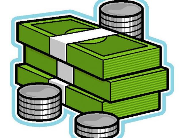 Finance Clipart buwis