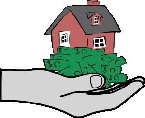 Home Finance Clip Art