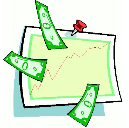 ... Financial Clip Art ...