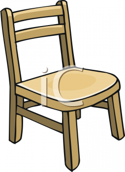 Find Clipart School Chair . - Chairs Clipart
