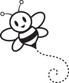 Fine Bee Clip Art Black And White On Hom-Fine Bee Clip Art Black And White On Home Garden With Bumble Bee Clipart Image Bumble Bee Buzzing Around Cartoon In-17