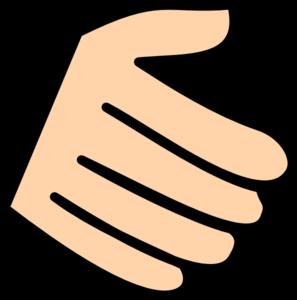 Finger Clipart Black And White-finger clipart black and white-1