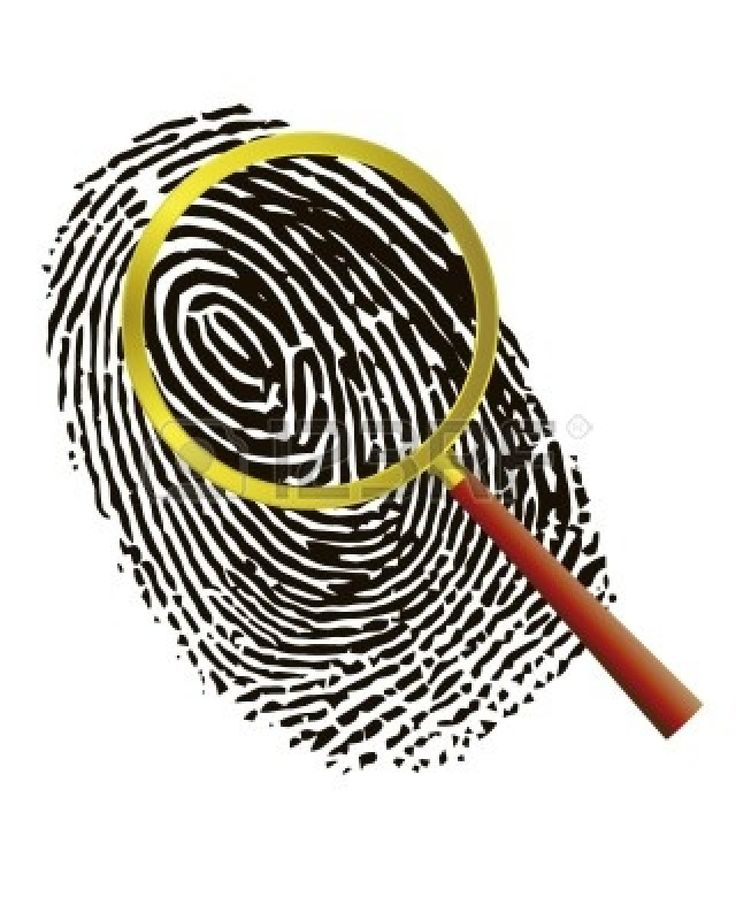 Fingerprints, Clip art and .