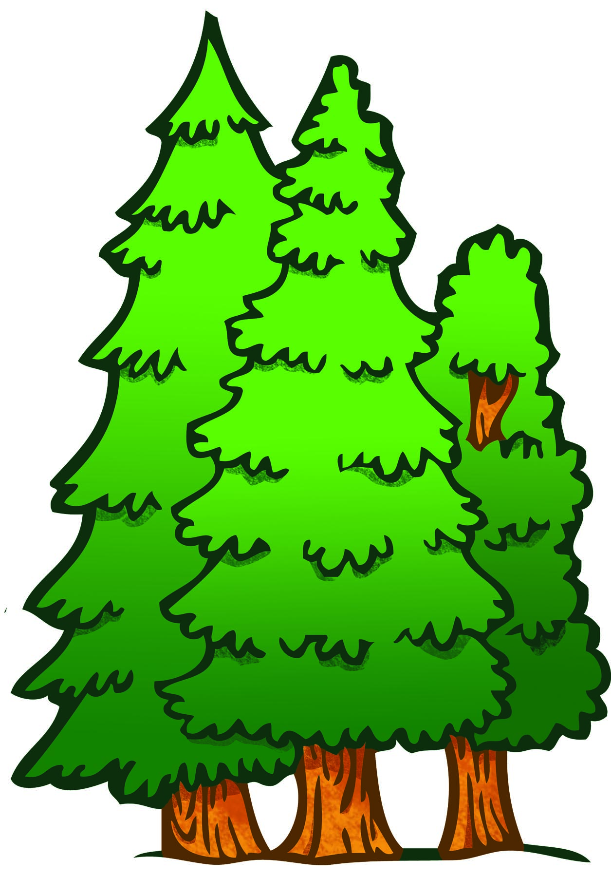 forest clipart-forest clipart-3