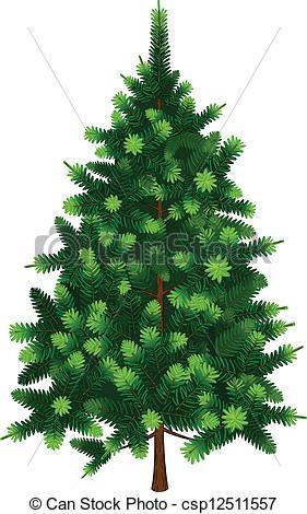Vector Fir Tree-Vector Fir Tree-10