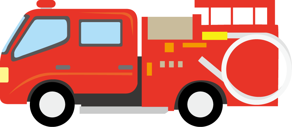 Fire Truck Clipart-fire truck clipart-5