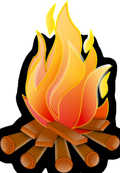 Fire 7 Clip Art At Clker Com Vector Clip Art Online Royalty Free
