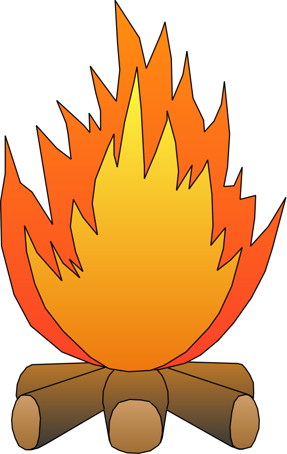 Fire Clip Art-Fire Clip Art-8
