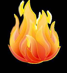 Fire Clip Art - Fire Clip