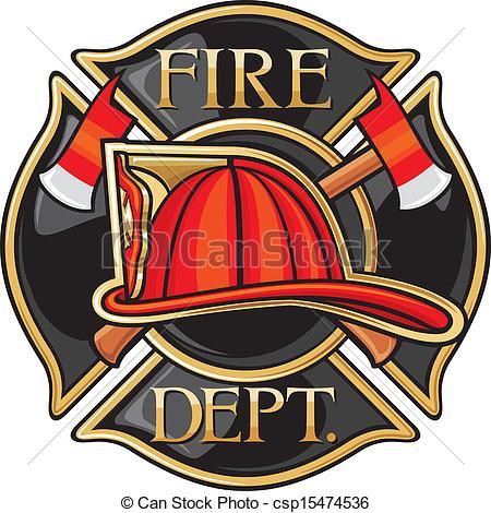 Fire Department or . - Fire Dept Clip Art