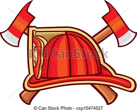 ... Fire Department or Firefighters Symbol Fire Department Clip Artby ...