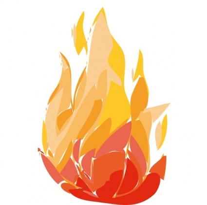 Fire Flames clip art