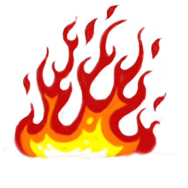 Cartoon Fire Flames | Clipart Panda - Free Clipart Images