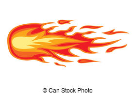 Flames and fire signs Clipart Vectorby soleilc114/16,459 Fire flame