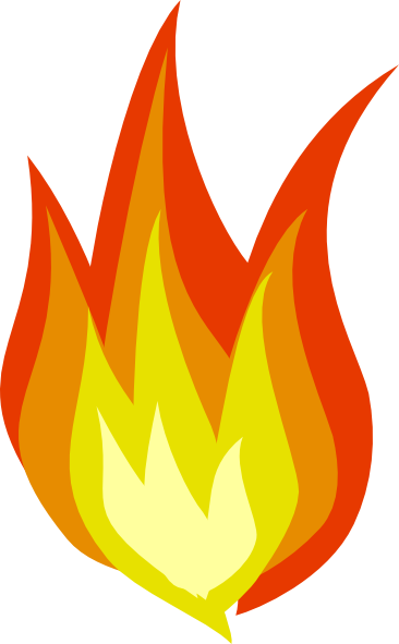 Fire Flames Clipart Free Clipart Image-Fire flames clipart free clipart image-11