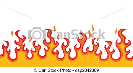 ... Fire Flames (fire, speed, passion, heat, spicy symbol)
