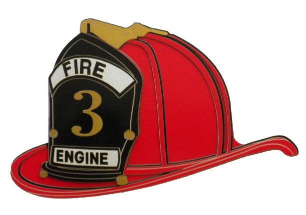 Fire Helmet Clipart - Fire Hat Clip Art