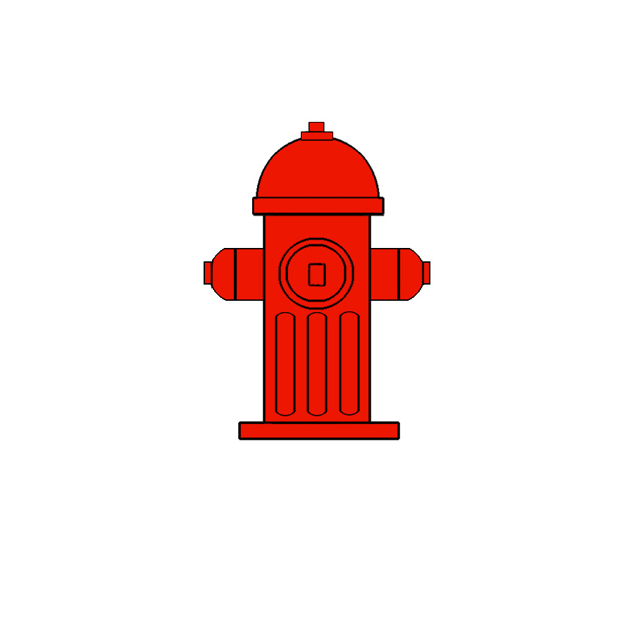 Fire Hydrant Click Art - Fire Hydrant Clipart