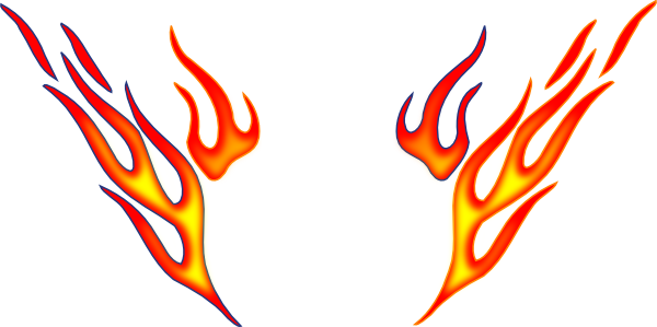 Fire, Rock, Dina, Roll clip art - vector clip art online, royalty