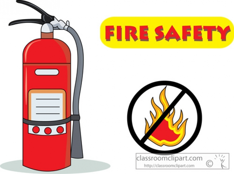 fire safety awareness clipart .
