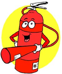 Fire Safety - Fire Safety Clipart