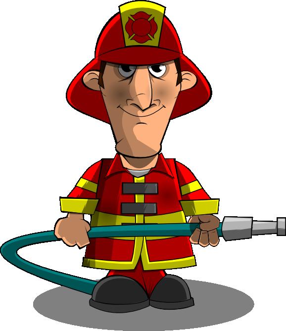 Firefighter Clip Art Border Free Clipart-Firefighter clip art border free clipart images-7