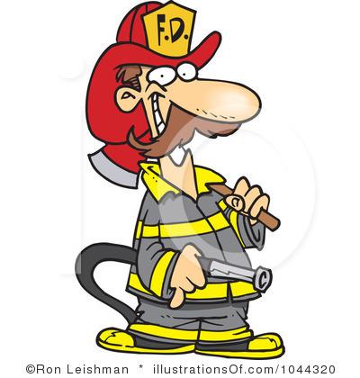 Firefighter Clip Art-Firefighter Clip Art-8