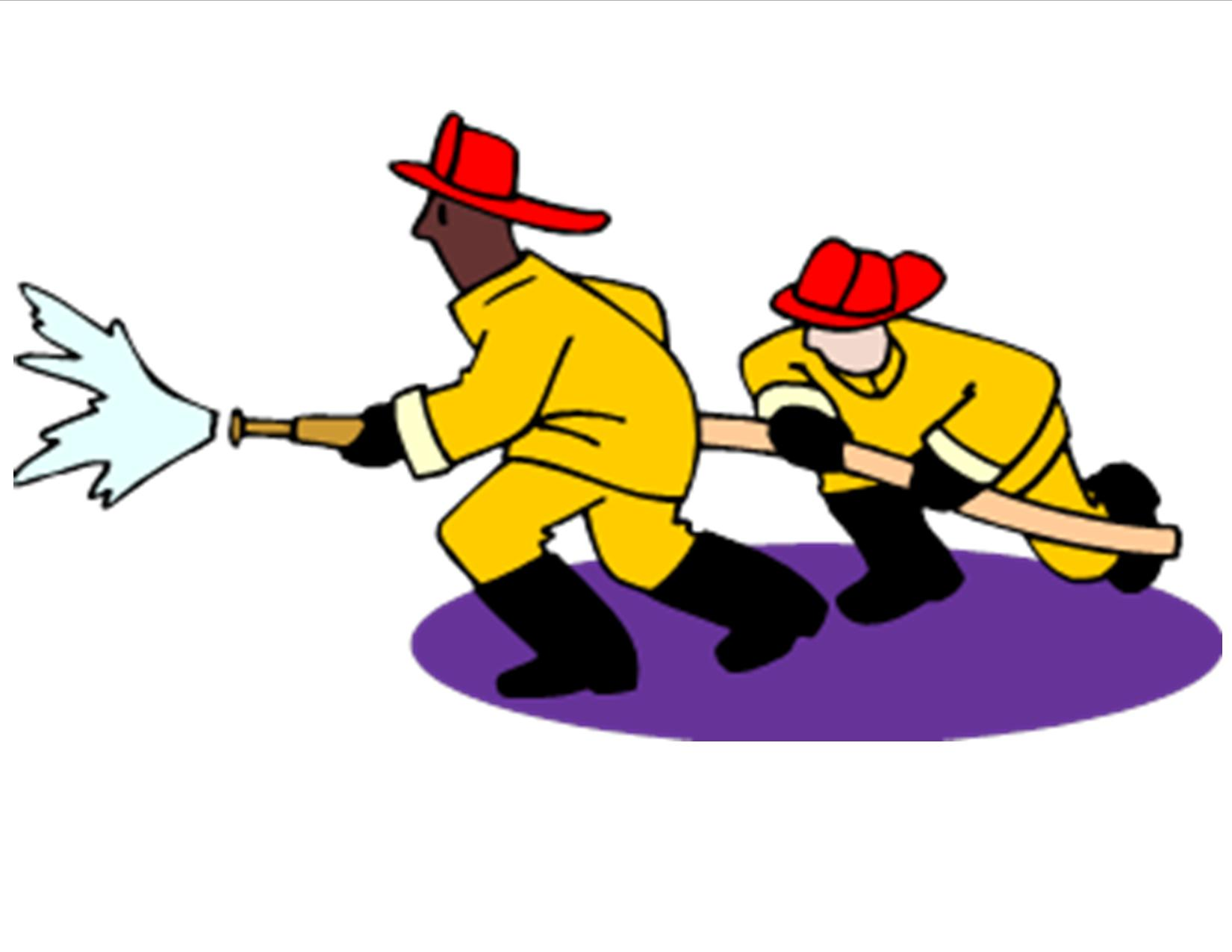 Firefighter Clip Art-Firefighter Clip Art-12