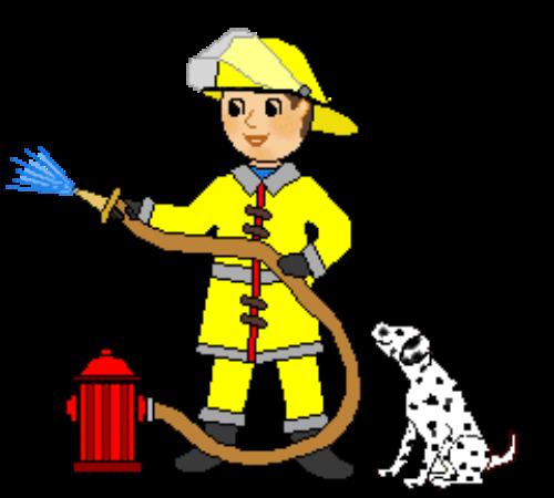 Firefighter clip art free ima - Firefighter Clipart Free