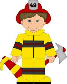 Firefighter clip art on firefighters clip art and firemen