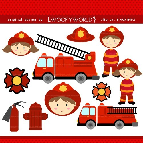 Free firefighter clip art dow