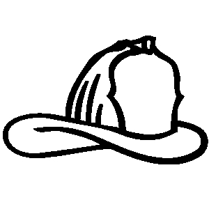 Firefighter Hat Clipart Clipart Panda Free Clipart Images
