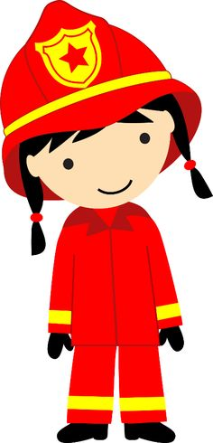 Firefighter kaagard firedup paper8 minus fireman fire clipart